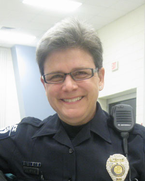 Officer Lisa Speas