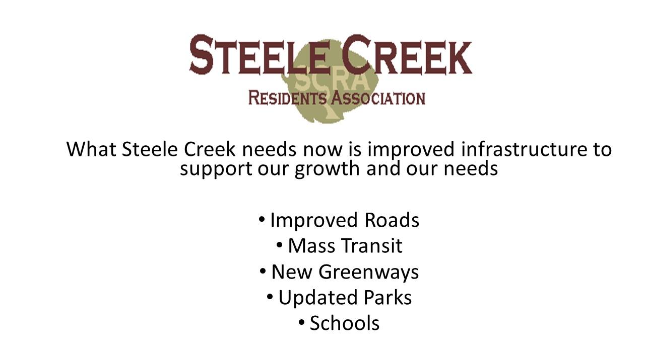2020 Steele Creek Annual Meeting