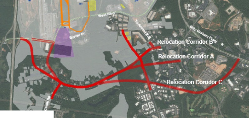 West Boulevard Relocation