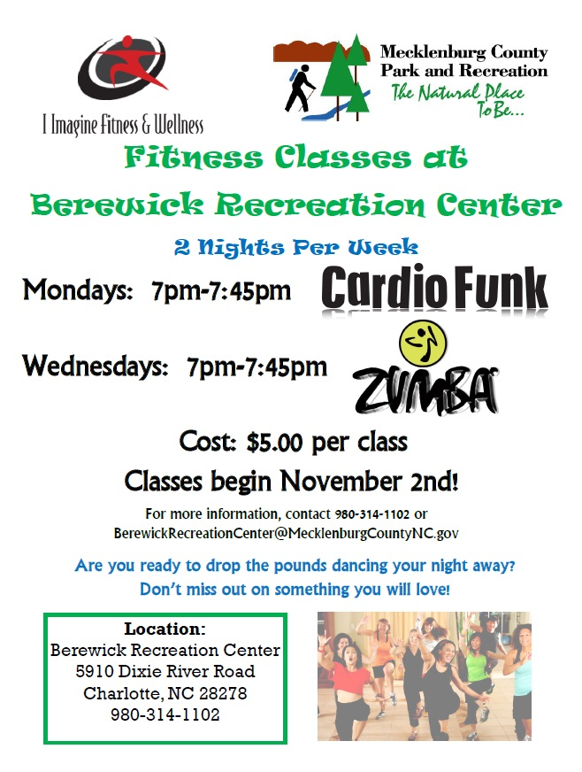 Berewick Recreation Center