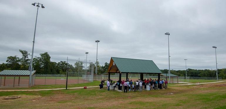 Berewick Regional Park Grand Opening