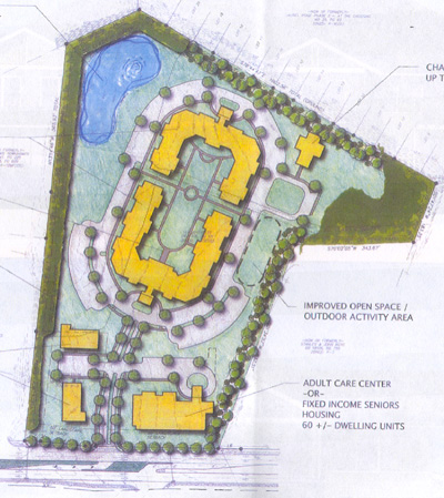 Senior Housing Site Plan