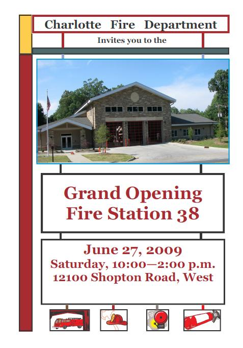 Fire Station 38 Open House