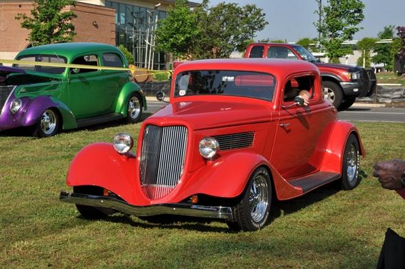 Steele Creek Masonic Lodge Car Show