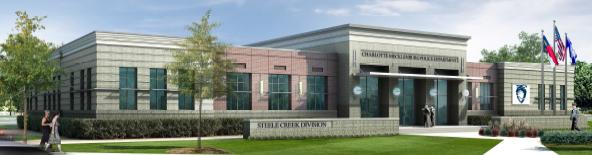 Steele Creek Police Station
