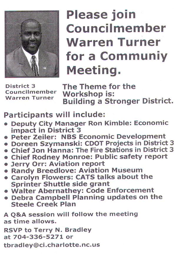Community Meeting