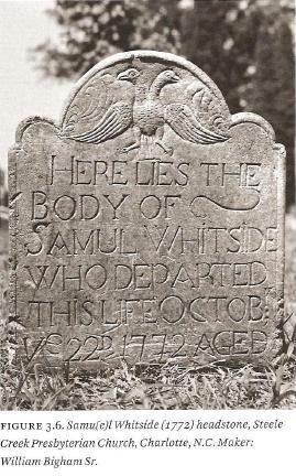 Whiteside Tombstone