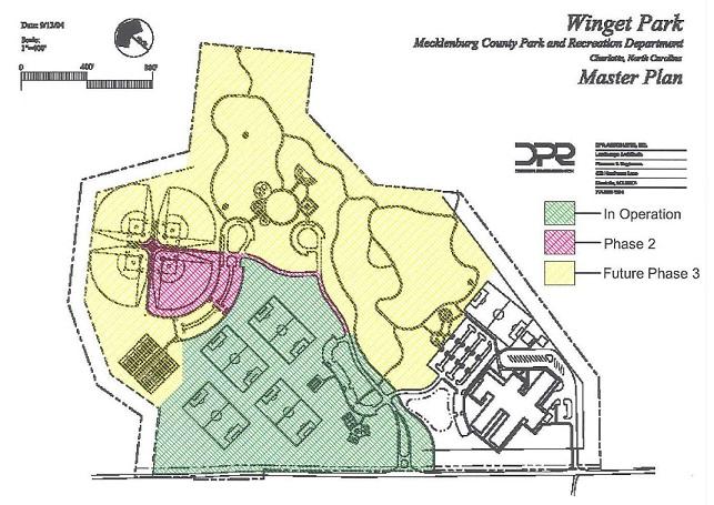 Winget Park Maste Plan