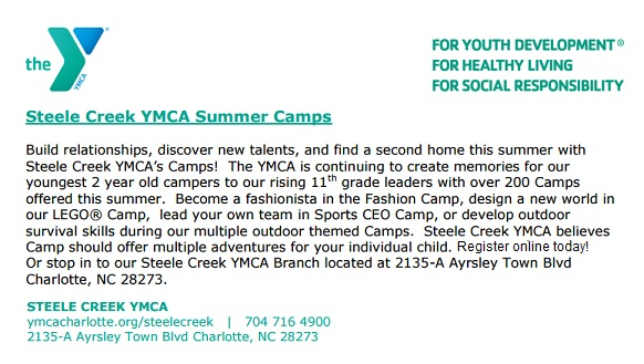 Steele Creek YMCA