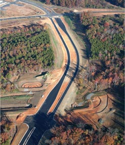 New Dixie River Road