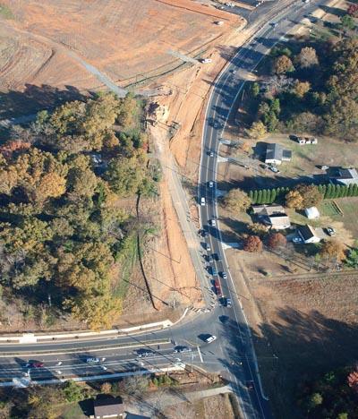 New Steele Creek Road