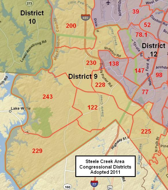 Steele Creek Division