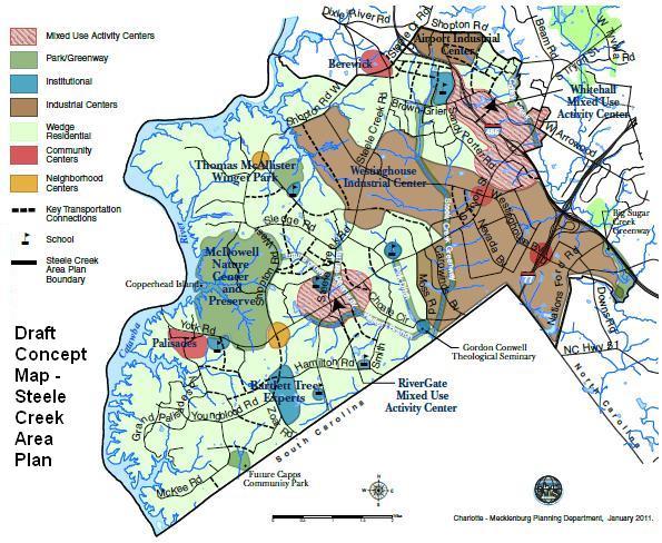 Steele Creek Area Plan