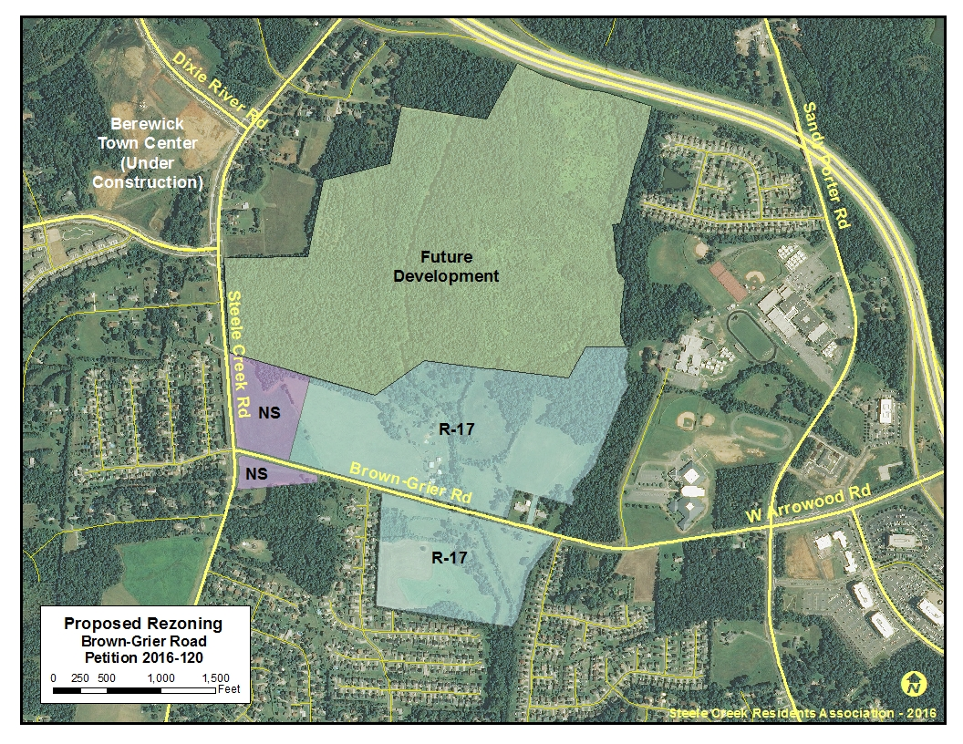 Grier Farm Rezoning