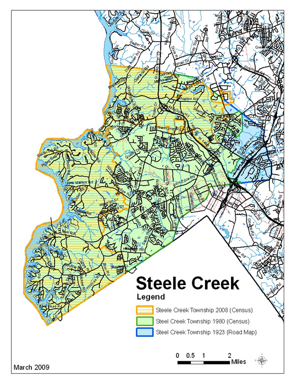 Steele Creek Township